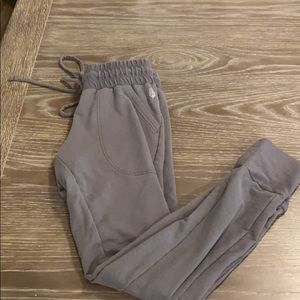 Free People Grey Joggers XS